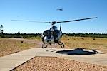 Wild Wild West 2010 Heli Flight I