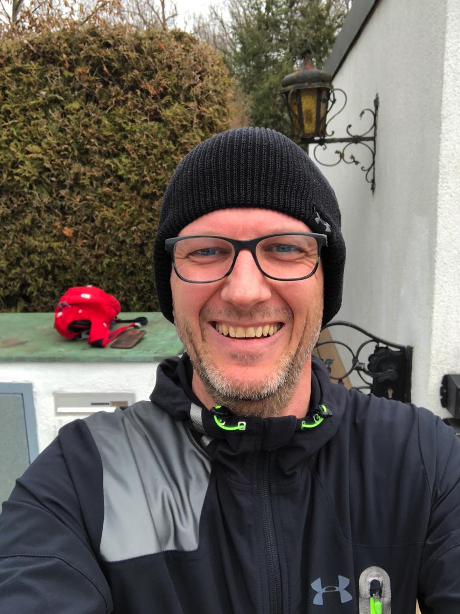 Half Marathon Face